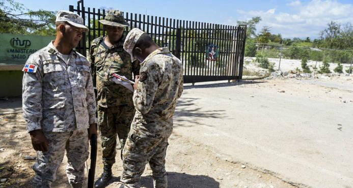 Autoridades dominicanas y haitianas buscan la paz en medio de la tensión