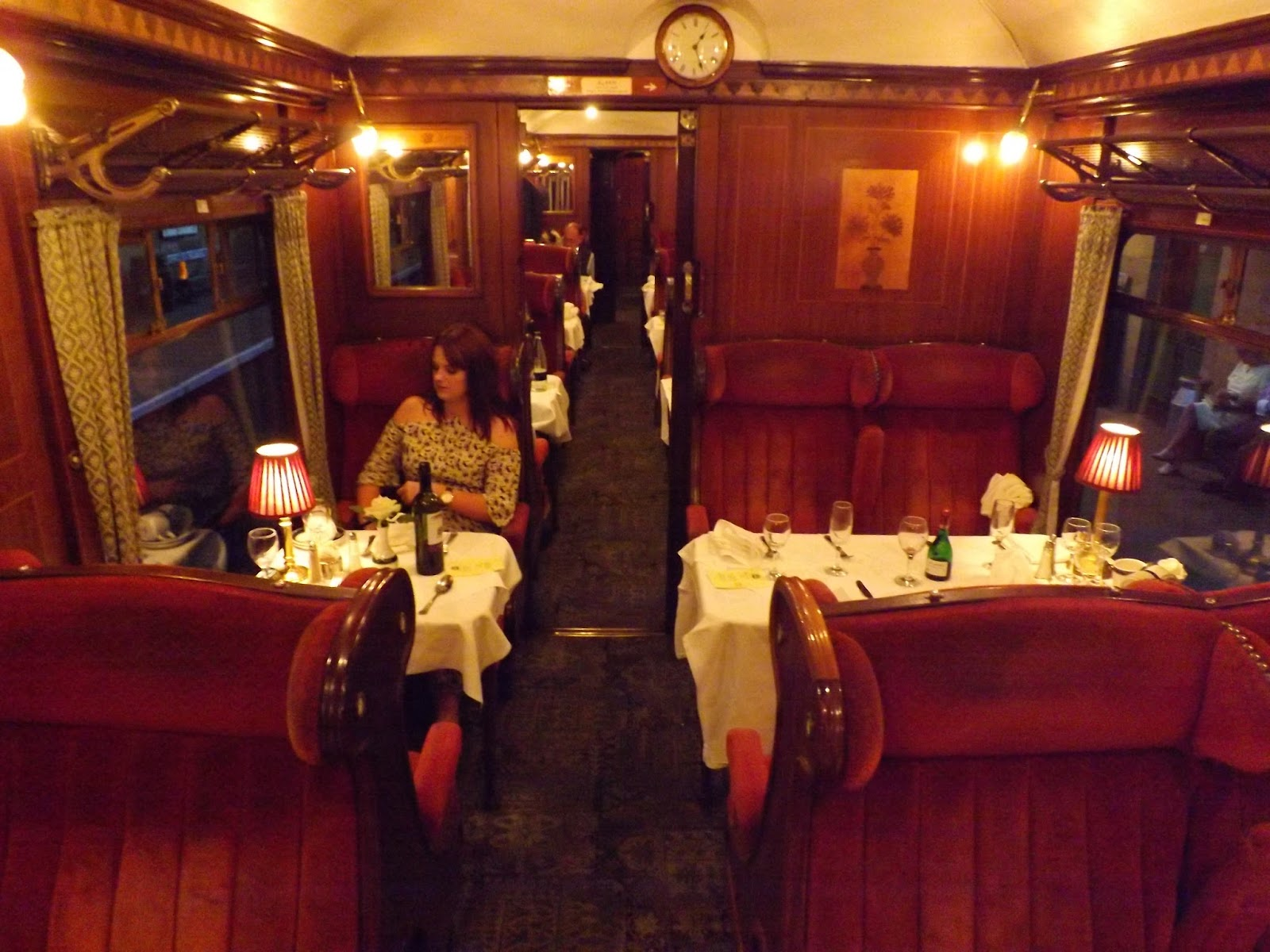 sam 39 s world nymr the north yorkshire pullman dining train. Black Bedroom Furniture Sets. Home Design Ideas