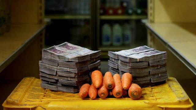 Hiperinflación-Venezuela