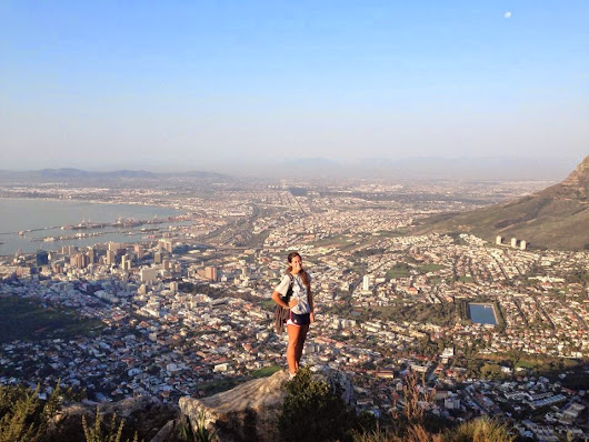 Hiking Lion's Head
