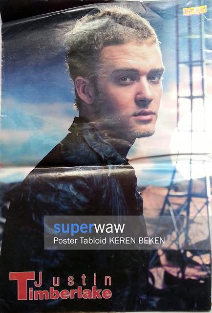 Poster Justin Timberlake