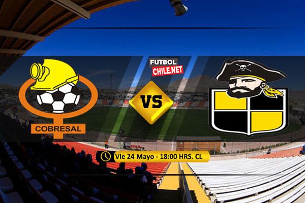 Cobresal vs Coquimbo Unido