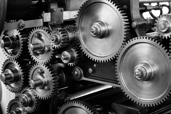 Mengetahui Cara Kerja Dari Teknik Mesin