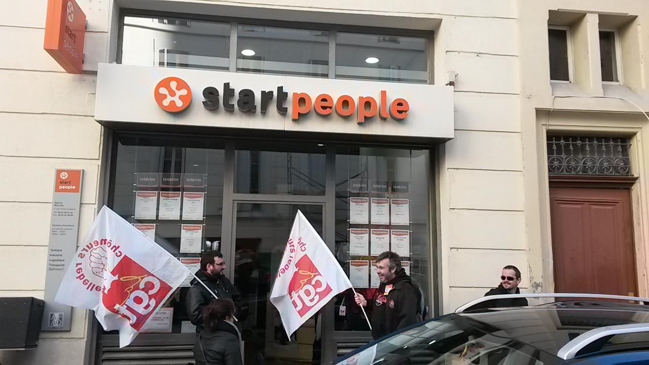 Cgt ch meurs et pr caires marseille centre ville nous ne for Agence interim paysagiste marseille