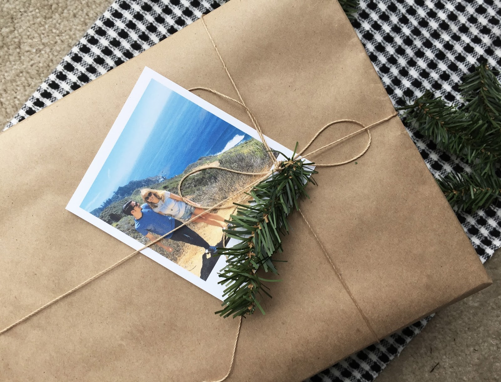 D.I.Y. Holiday Gift Wrap Three Different Ways