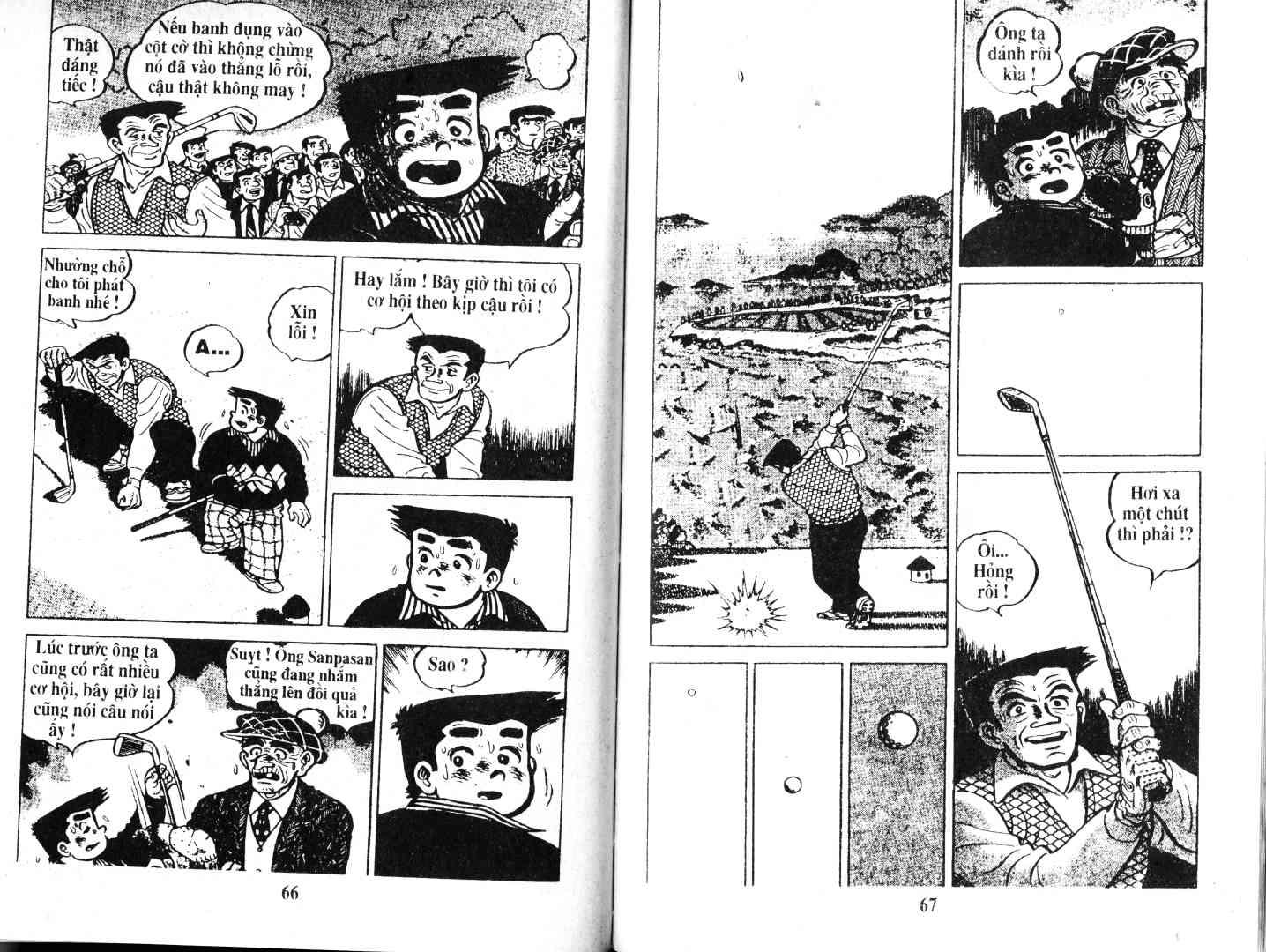 Ashita Tenki ni Naare chapter 51 trang 32