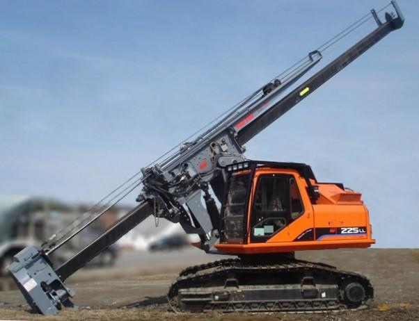 Heavy Equipment: Delimber