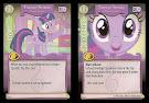 My Little Pony Twilight Sparkle, Faithful Student GenCon CCG Card