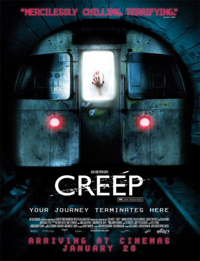 Ver La criatura (Creep) (2004) Online