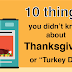 Thanksgiving Day with foodpanda