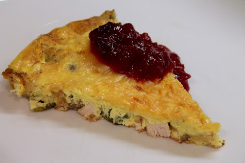 Thanksgiving Leftovers Frittata