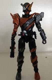 Kamen Rider Build HawkGattiling Form