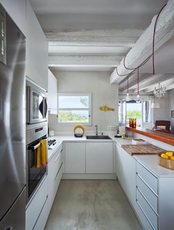 arredare la casa al mare con personalità - case e interni - Arredamento Interni Mare