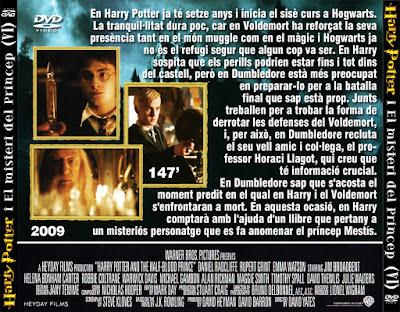 Harry Potter i El misteri del Príncep - [2009]