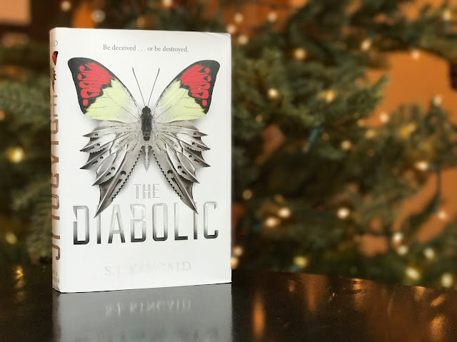 The Diabolic by SJ Kincaid