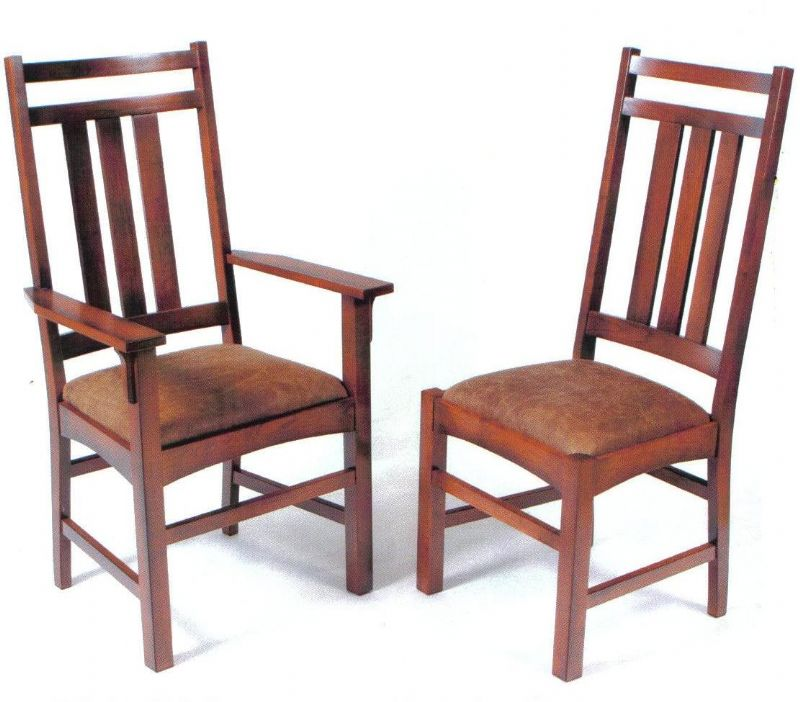 Choosing A Good Wood To Make Chairs