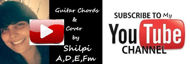 Love Peace Music: Pehla Nasha lyrics with Guitar Chords Fingerstyle ...