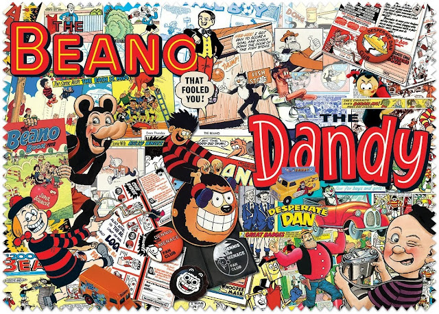 The Beano Jigsaw Puzzle