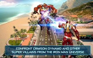 Iron Man 3 Apk Data Terbaru for android