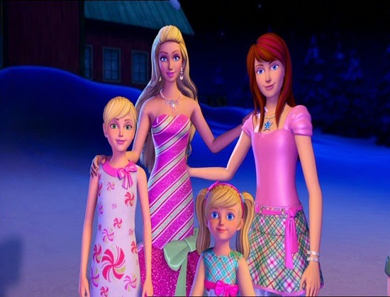 Movies de barbie en francais vk streaming - Barbie noel merveilleux ...