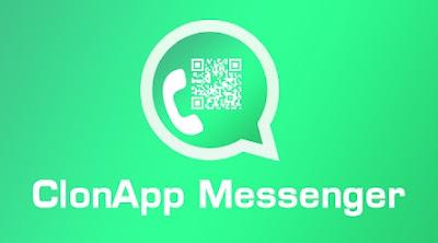 Download Aplikasi ClonApp Messenger Versi Lama Untuk Hp Android