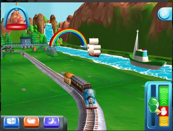 Game Anak Android Thomas & Friends Magic Tracks MOD APK