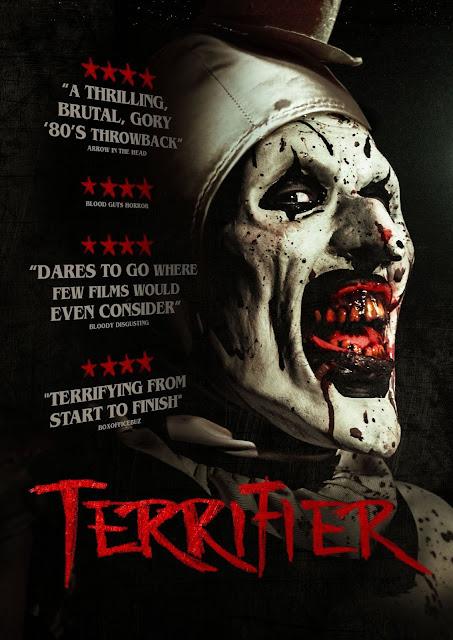 Terrifier (2017) ταινιες online seires xrysoi greek subs