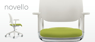 Global Total Office Novello Chair from OfficeAnything.com