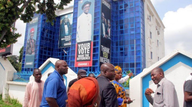 We've been neglected, Buhari's presidential campaign bodyguards cry out