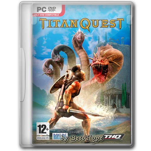 Titan Quest Anniversary Edition Full Español