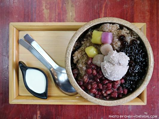IMG 3201 - 台中南屯│狀元仙草舖 手工芋圓甜品。70種冷熱甜品大集合。還有隱藏版甜品好澎派