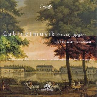 Toeschi, C.J.: Flute Quartet, Op. 5, No. 1 / Wendling, J.B.: Flute Quartet, Op. 10, No. 6