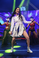 Sunny Leone Dancing on stage At Rogue Movie Audio Music Launch ~  176.JPG