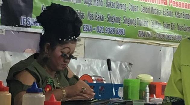 Kantin IE SUAN di Mangga Dua Jakarta