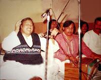 Mein Chitthi Pawan Sajna Nu by Nusrat Fateh Ali Khan