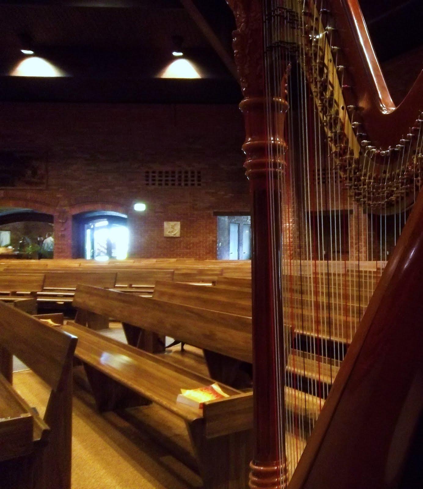 Chicago Wedding Harpist ~ Harp Music for a Catholic Wedding