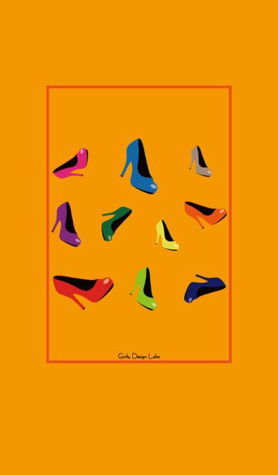 girly design laboratory 9 -pop'n shoes -