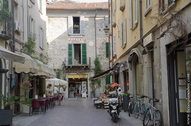 Como ciudad con encanto Lombardia Italia