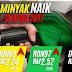 Harga Minyak Naik Bermula Pada 13.04.2017 - 19 April 2017