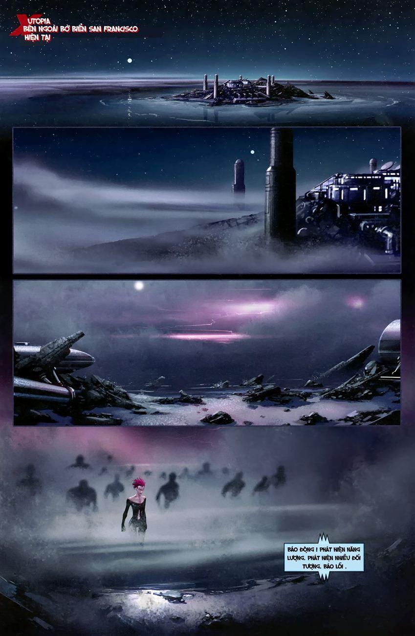 X-Men Necrosha chap 1 trang 7
