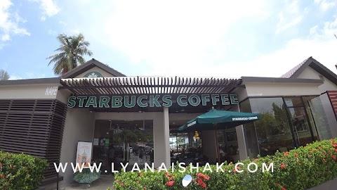 Starbucks Batu Ferringhi Menjanjikan Suasana yang Mempersonakan