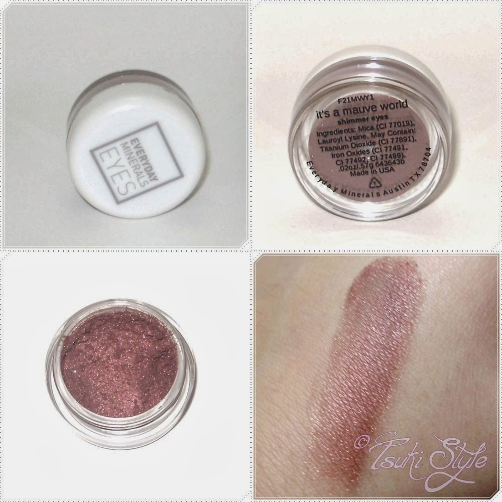 it's a mauve world everyday minerals