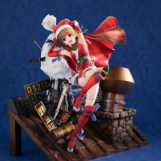 Mumei Santa ver. F:Nex 1/7 de Koutetsujou no Kabaneri - FuRyu