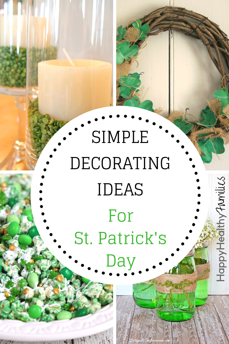 Happy Healthy Families: Easy To Make St. Patrick\'s Day ...