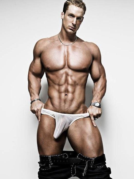 Men Model Nude 76