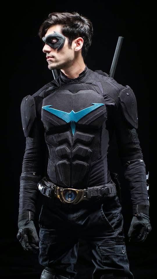 HeroPress: Nightwing - The Series Teaser...
