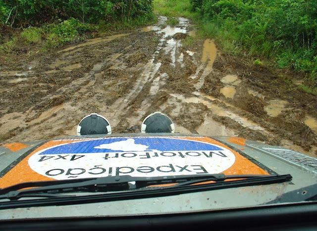 Capture+3 - EXPEDIÇÃO:  MOTORFORT 4x4 - DA AMAZONIA AO PACIFICO PELA INTEROCEANICA -2005