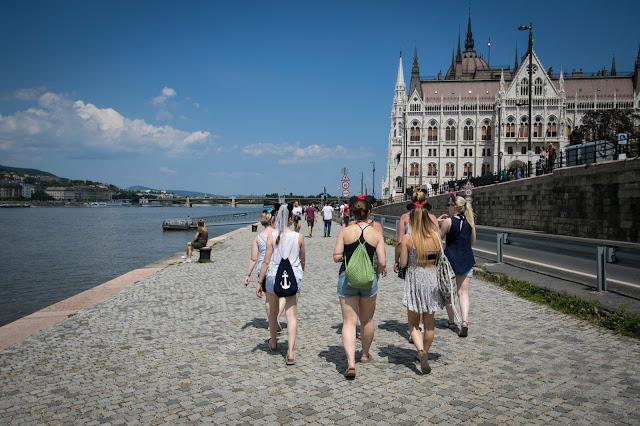 Palazzo del Parlamento-Budapest