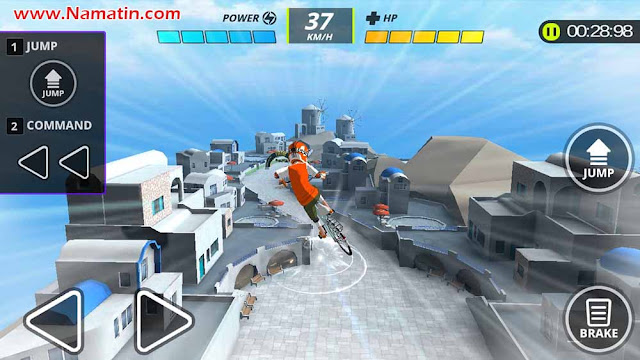 game mirip downhill domination ps2 android