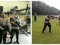 Jokowi Diminta Tegas Hentikan Polri Mempersenjatai Diri: Jangan Rekayasa Perang Gangster